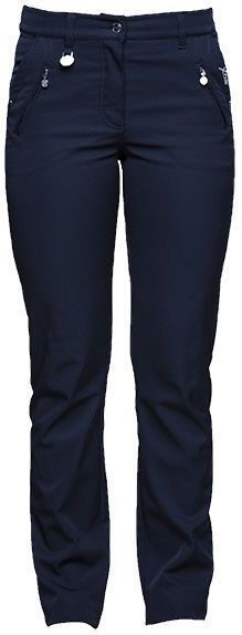 Golf Ladies Tips NAvy Daily Sports Ladies Irene Golf Pants available at Lori's Golf Shoppe Ladies Golf Clubs, Best Golf Clubs, Golf 7, Play Golf, Golf Attire, Golf Outfit, Disc Golf Backpack, Golf Pants, Golf Accessories