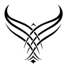 "Képtalálat a következőre: ""gaelic symbols, wings, phoenix"" Body Art Tattoos, Small Tattoos, Tattoos For Guys, Cool Tattoos, Tatoos, Eagle Tattoos, Tribal Tattoos, Bracelet Tatoo, Gaelic Symbols"