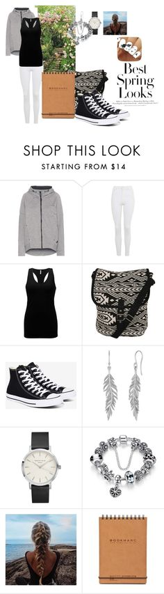 """Drawing .... In the nature"" by bella1808 on Polyvore featuring mode, NIKE, H&M, Topshop, BKE, Pilot et Converse"