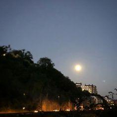 That moon though phooooor!