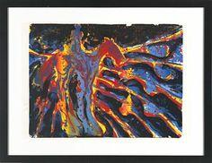 Tidshorisont 1988 av Frans Widerberg Night, Artwork, Art Work, Work Of Art, Auguste Rodin Artwork