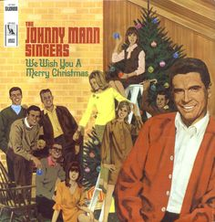 johnny mann singers we wish you a merry christmas - Classic Christmas Albums