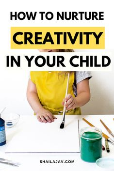 Learn to encourage kids to be creative with these simple tips. Help them DIY their tasks and watch as their confidence grows. Mindful Parenting, Peaceful Parenting, Gentle Parenting, Parenting Advice, Kids And Parenting, Period Kit, Indoor Activities For Toddlers, Happy Mom, Creative Kids