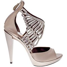 Roberto Cavalli....Love these because the sides look like wings :)