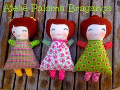 Charmosas e coloridas as Nininhas chegaram pra alegrar!!!   Flickr - Photo Sharing!
