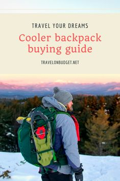 Going for your first backpacking trip? Here are the best tips for backpacking for beginners plus mistakes you should avoid Backpacking For Beginners, Backpacking Tips, Hiking Tips, Packing List For Vacation, Travel Packing, Packing Lists, Best Carry On Backpack, Travel Advice, Travel Stuff