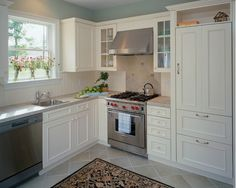 Kitchen by Witt Construction