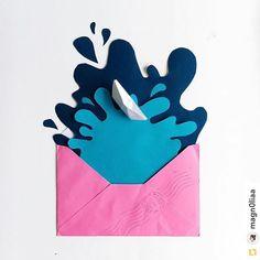 #GPRepost#reposter#notetag @magn0liaa via @GPRepostApp ======> @magn0liaa:نامه ى نقش بر آب/ ruined letter