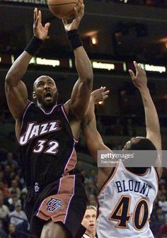 Jazz Players, Karl Malone, Utah Jazz, Nba, Basketball, Sports, Hs Sports, Sport, Netball