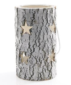 Look what I found on #zulily! Birch Star Lantern #zulilyfinds