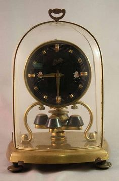 Schatz and Sohne German 400 Day Clock
