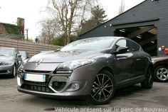 OCCASION RENAULT MEGANE III (2) COUPE 1.6 DCI 130 FAP ENERGY BOSE ECO2