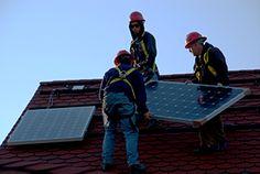 Solar jobs are green jobs!