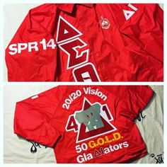 And since we are on the topic of Devastating, check out the recent pick-up by Custom Delta Sigma Theta Line Jacket by JBH. Contact us today for individual and groovy pricing:. Delta Sigma Theta Gifts, Delta Girl, Graduation Photoshoot, Black Girl Fashion, Line Jackets, Fraternity, Planet Earth, Sorority, 4 Life