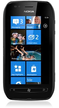 Nokia Lumia 710 Unlocked Windows Phone with Wi-Fi, A-GPS Support, TFT Capacitive Touchscreen Display, Camera with Video Recording - No Warranty - Black Blackberry Q10, Nokia 3, Mobile Price, Unlocked Phones, Windows Phone, App, Online Shopping Stores, Lumia 710, Wifi