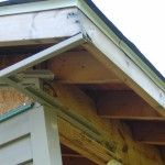 How to Install Soffit and Fascia - DIY Home Remodeling Project - Just Wood and Nails