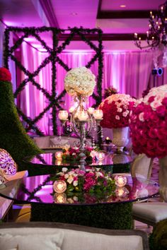 Bring a little bloom into your wedding by selecting stunning floral arrangements that will set the tone and backdrop for your special day. Here are just few ideas to get you inspired.