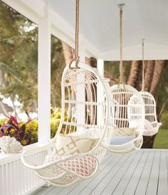 cane hanging chair new zealand sofas and chairs orleans 79 best wicker images swing sets editor s picks the white outdoor furniture decksrattan chairsswing