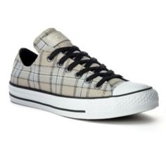 Women's+Converse+All+Star+Plaid+Sneakers+