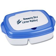 This container has all the fixin's for finding new prospects!