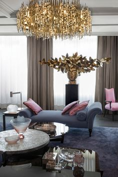 Global Design: Russian inspired violet brilliance — The Decorista