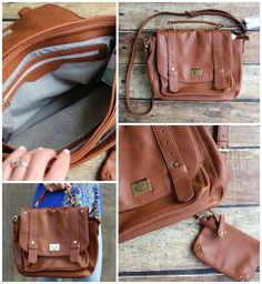 November Stitch Fix Review from Kelly at Primally Inspired  Emperia Clarita Messenger Bag