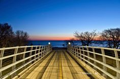 Lake shore drive bridge at sunrise Chicago by emanuellove on Etsy