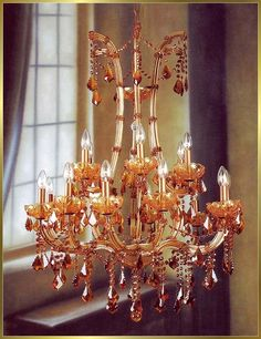 Maria Theresa Chandeliers Gallery Model: SN-1015