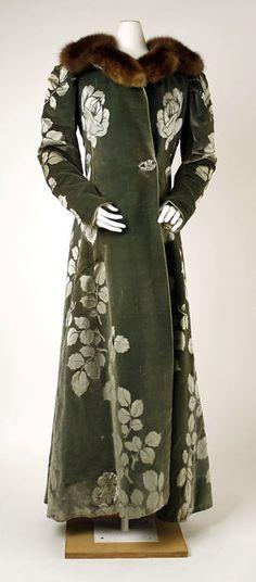 Charles Fredrick Worth, 1894    The Metropolitan Museum of Art