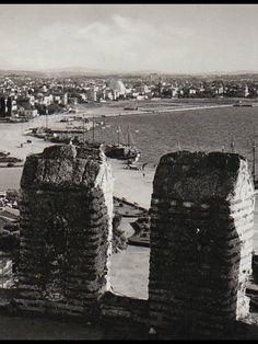 Απο τον Λευκό Πύργο. Macedonia, Thessaloniki, Nymph, New York Skyline, Greece, Trips, The Past, Travel, Traveling