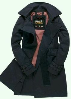 Superdry coat.