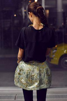 Jacquard Simply Fashion, Passion For Fashion, Love Fashion, Fashion Outfits, Womens Fashion, Fashion Trends, Street Chic, Street Style, Dressing