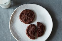 World Peace Cookies - Of all the cookies you will bake and eat during the holidays, this is the one people will remember. They're fine and sandy like a sablé, but with a friendly, soft chew, a bit like American chocolate chip.