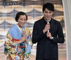 日刊スポーツ 杏 東出昌大 紅白 Higashide Masahiro , Anne Watanabe Fabric Tote Bags, Japanese, Club, Actors, Portrait, Beautiful, Beauty, Fashion, Moda