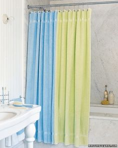 nothing looks as inviting in a cool white bathroom as plush terry cloth towels