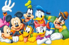 Images of Mickey and Friends. See More Mickey Mouse, Minnie Mouse, Donald Duck, Goofy, Daisy. Mickey Mouse E Amigos, Mickey Mouse Donald Duck, Mickey Mouse Cartoon, Vintage Mickey Mouse, Mickey Mouse And Friends, Minnie Mouse, Duck Cartoon, Baby Mickey, Mickey Mouse Background
