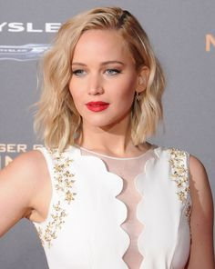 Jennifer Lawrence's 10 Most Amazing Hair and Makeup Moments | Daily Makeover