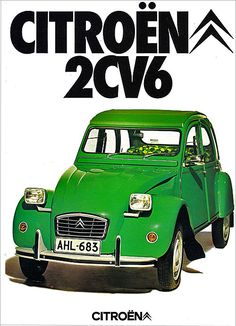 2CV4,2CV6.VAN. : CITROEN-CATALOG-GALLERY : by CITROEN DS.