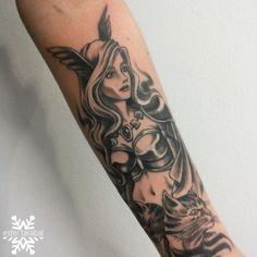 #freya #freyatattoo #tattoo #tattoos #tatts #ink #inked #instaartist #instatattoo #inkartist #instaart #tattoo_artwork #tattooed #tattoolife #tattooaddicts #tattooartist #tattoosofinstagram #tattoooftheday #inkedlife #tattooartist #art #copenhagentattoo #tattoocopenhagen #dreamsofink (at Copenhagen, Denmark)