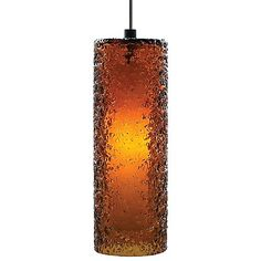 Mini-Rock Candy Cylinder Pendant by LBL Lighting at Lumens.com