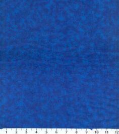 Royal Blue Tie Dye Flannel Fabric, by the half yard by BaysideFabrics on Etsy