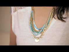 A must have for summer! Can be worn multiple ways!  Available on April 10th. www.stelladot.com/sminchellaredwood