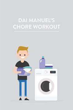 Chore Workout