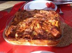 lasagna met bladerdeeg