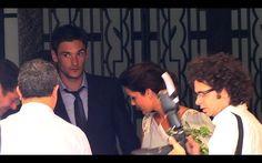 Hugo Lloris s'est marié avec Marine le samedi 7 juillet à Nice.  Félicitation à eux