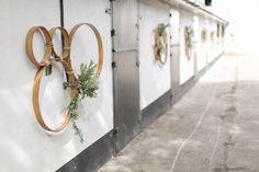undefined Irish Wedding, Elk, Wedding Events, Wreaths, Home Decor, Moose, Decoration Home, Room Decor, Elks