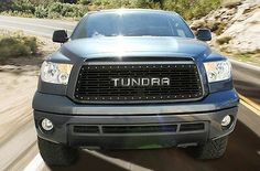 Custom Steel Aftermarket Grille for Toyota Tacoma TRD Truck Powder Coated Satin Black Stainless Steel Grill American Made Parts 2010 Toyota Tundra, Toyota Tacoma Trd, Stainless Steel Grill, Black Stainless Steel, Custom Tundra, 1 Piece, Trucks, Truck