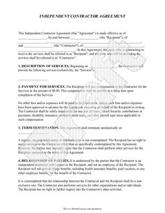 Investors Agreement - Investor Contract Agreement (Form With Sample ...