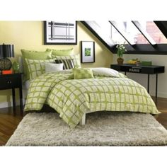 $109 notNeutral® Pinwheel Duvet Cover - BedBathandBeyond.com