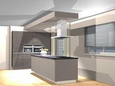 Spectacular Photo N D coration Cuisine Savoie Projet MAISON BBC VOLUMES ForumConstruire inspirations House Construction Pinterest